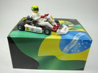 Kart A.Senna  MINICHAMPS  540091800  4012138023284  1/18 1