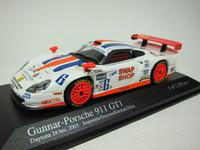 Gunnar-Porsche GT1 Daytona 24hrs. 2003  MINICHAMPS  400036806  4012138049116  1/43 2