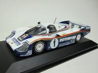 Porsche 956 L 1st Le Mans 1982  MINICHAMPS  430826501  4012138018204  1/43 1