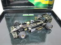 Lotus Renault 97T 1985  MINICHAMPS  540854392  4012138055865  1/43 2