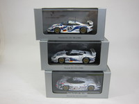PORSCHE History Collection GT1 Le Mans  MINICHAMPS  WAP 020 SET23  1/43 2