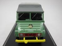 Mercedes-Benz Unimog U 401  Schuco  03481  4007864034819  1/43 2