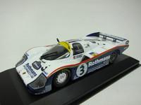 Porsche 956 L 1st Le Mans 1983  MINICHAMPS  430836503  4012138018235  1/43 1