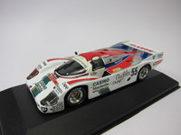 PORSCHE 956 LONG TAIL  Quartzo  QLM99014  5601673013813  1/43 1