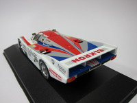 PORSCHE 956 LONG TAIL  Quartzo  QLM99014  5601673013813  1/43 2