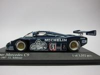 Sauber Mercedes C9 Supercup 1987  MINICHAMPS  432871061  4012138062238  1/43 2