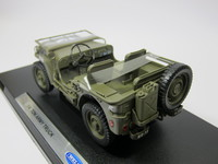 1/4 TON ARMY TRUCK  WELLY  18036W  4045591042561  1/18 3