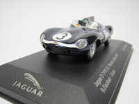 Jaguar D-TYPE #3  ixo  1/43 1
