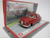 SAAB SALOON-RED  CORGI  01701  032435017018  1/43 1