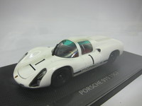 PORSCHE 910 LAUNCH MODEL 1967  EBBRO  639  4526175436391  1/43 2