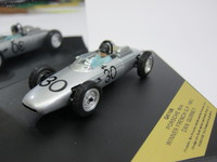 PORSCHE 804 FRENCH G.P. 1962 WINNER  Quartzo  Q4108  1/43 1