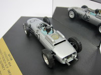 PORSCHE 804 FRENCH G.P. 1962 WINNER  Quartzo  Q4108  1/43 3
