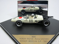 HONDA RA272E MEXICAN GP 1965 WINNER  Quartzo  4093  5601673440930  1/43 2