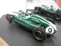 COPPER CLIMAX T51 U.S.A. G.P. 1959 WINNER  Quartzo  4101  1/43 2