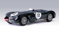 JAGUAR C TYPE LEMANS WINNER 1953  AUTOart  85387  4523693853877  1/18 1