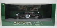 JAGUAR C TYPE LEMANS WINNER 1953  AUTOart  85387  4523693853877  1/18 2