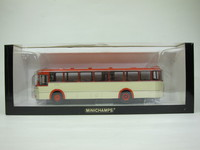 Mercedes-Benz O317K 1966  MINICHAMPS  439033280  4012138055711  1/43 1