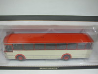 Mercedes-Benz O317K 1966  MINICHAMPS  439033280  4012138055711  1/43 2