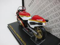 SUZUKI 500cc #7 Barry SHEENE World Shampion 1977 ixo  1/24 2