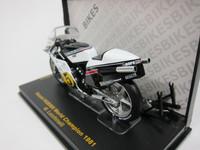 SUZUKI RGB500 World Champion 1981 M.Lucchinelli  ixo  1/24 2