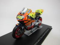 Honda RC211V #46 V.Rossi Moto GP 2003(Valencia) ixo  1/24 1