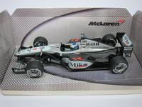Mercedes McLaren #1 Mika  MATTEL  260301  0400054200713  1/24 1