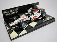 B・A・R Honda 007 Malaysian GP 2005  MINICHAMPS  400050104  4012138064669  1/43 1