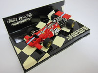 De Tomaso Ford GP South Africa 1970  MINICHAMPS  400700022  4012138047907  1/43 1