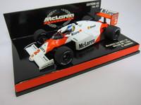 McLaren TAG MP4/2C K.Rosberg  MINICHAMPS  530864302  4012138039865  1/43 1