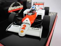 McLaren TAG MP4/2C K.Rosberg  MINICHAMPS  530864302  4012138039865  1/43 2