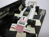 MARCH BMW 792 S.NAKAJIMA 1979  MINICHAMPS  400790091  4012138045316  1/43 2