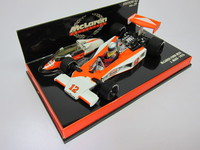 McLaren Ford M23 J.Mass  MINICHAMPS  530764312  4012138032262  1/43 1