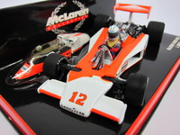 McLaren Ford M23 J.Mass  MINICHAMPS  530764312  4012138032262  1/43 2