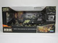 D-DAY U.S.M4A3 Sherman  UNIMAX  80235  018876802352  1/32 1
