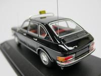 VW 411 LE 1969 TAXI  MINICHAMPS  400051195  4012138048195  1/43 2