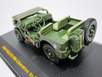 JEEP WILLYS MB-Liberation de Paris 1944  ixo  CLC158  4895102309115  1/43 2