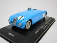 Buggati type 57C #1 Winner Le Mans 1939  ixo  LM1939  4895102302277  1/43 1
