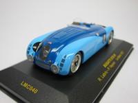 Buggati 57G #1 Le Mans 1937  ixo  LMC040  4895102303120  1/43 1