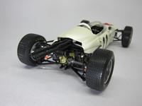 Honda RA272 F1 MEXICO Grand Prix 1965  EBBRO  4526175220051 1/20 3