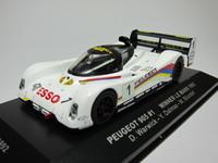Peugeot 905 #1 Winner Le Mans 1992  ixo  LM1992  4968228299926  1/43 1