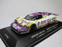 JAGUAR XJR-9 #2 Winner Le Mans 1988  ixo  LM1988  4895102303427  1/43 1