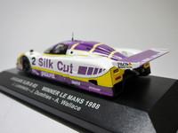 JAGUAR XJR-9 #2 Winner Le Mans 1988  ixo  LM1988  4895102303427  1/43 2