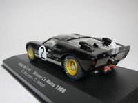 Ford MKII #2 Winner Le Mans 1966  ixo  LM1966  4895102309764  1/43 2