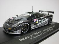 McLaren F1 GTR #59 Winner LM 1995  ixo  LM1995  4895102305711  1/43 1