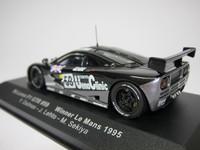 McLaren F1 GTR #59 Winner LM 1995  ixo  LM1995  4895102305711  1/43 2