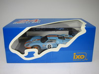 Ford GT40 #6 Winner Le Mans 1969  ixo  LM1969  4895102304981  1/43 3