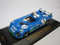 MATRA 670B WINNER LE MANS 1974  ixo  LMC013  1/43 1