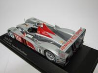 Audi R10 24h Le Mans 2006 Winners  MINICHAMPS  400061608  4012138074446  1/43 2