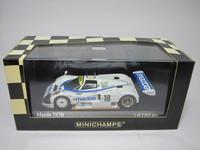 Mazda 787B 24h Le Mans 1991  MINICHAMPS   400911618  4012138050976  1/43 3
