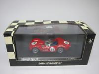 Maserati Tipo 61  MINICHAMPS  400601298  4012138061286  1/43 3